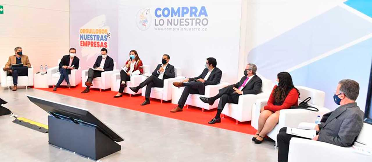 Se inicia campaña para impulsar reactivación económica y consumo de productos hechos en Colombia