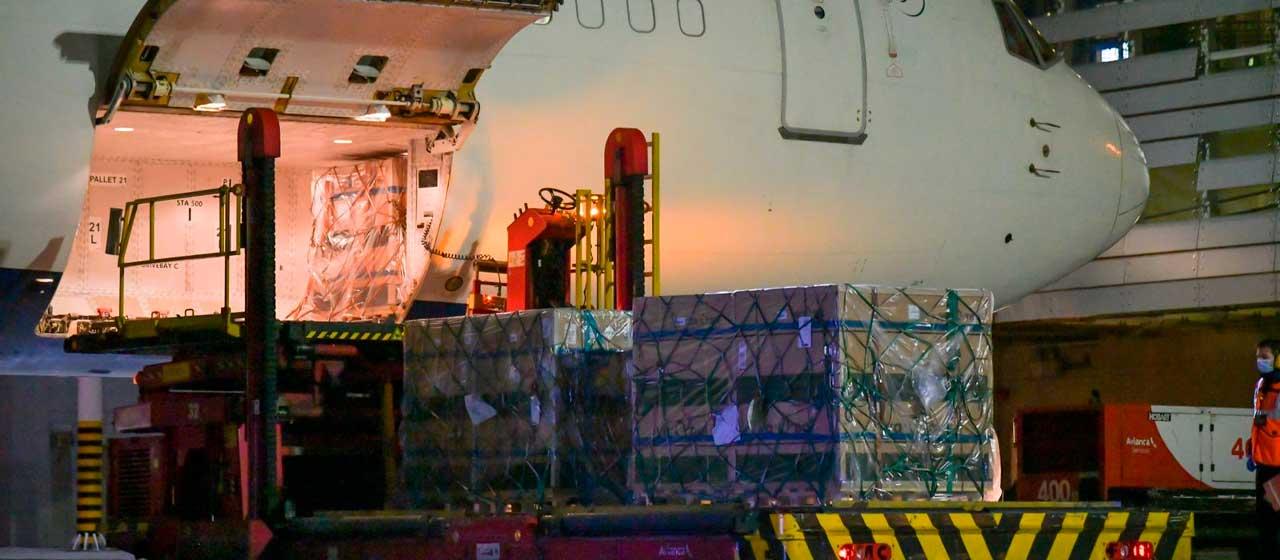 Colombia recibió 1.585.500 vacunas de Janssen