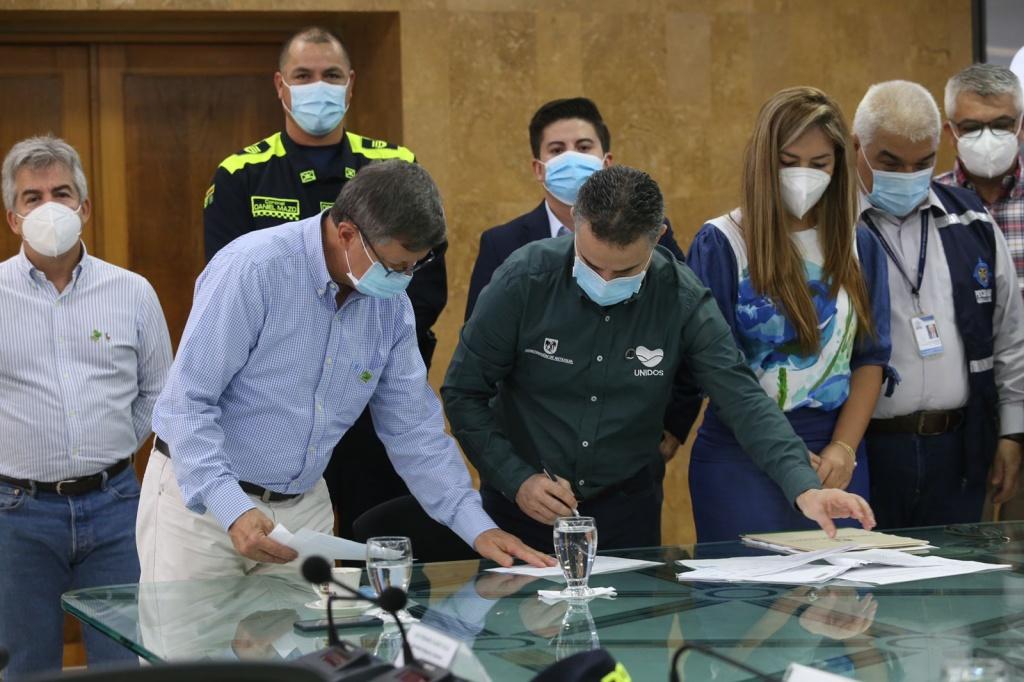Antioquia pagará 467 mil millones de pesos a hospitales públicos y privados del departamento