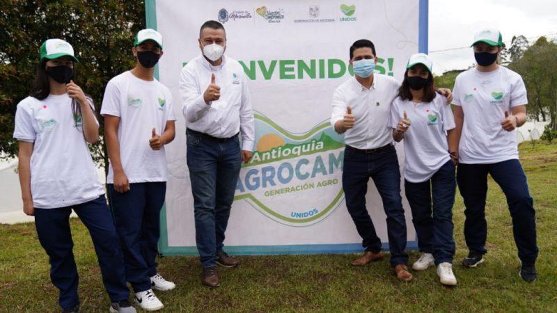 Antioquia construye una nueva generación en torno al agro