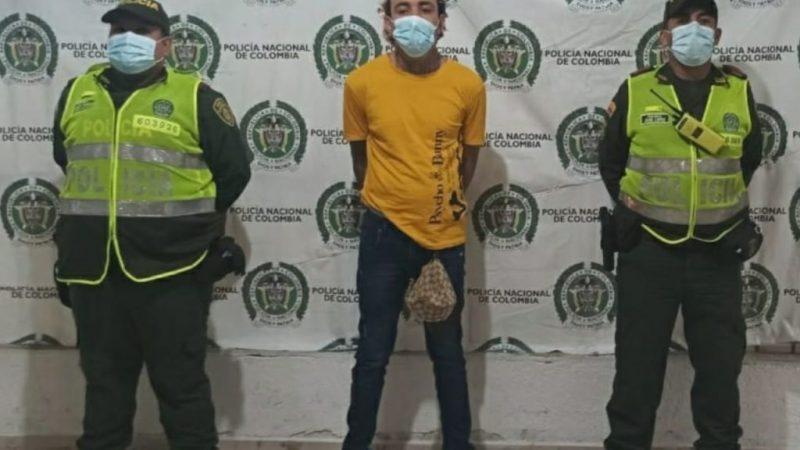 Envían a la cárcel a alias Huesitos, quien habría asesinado a un ciudadano en medio de un hurto en Valledupar
