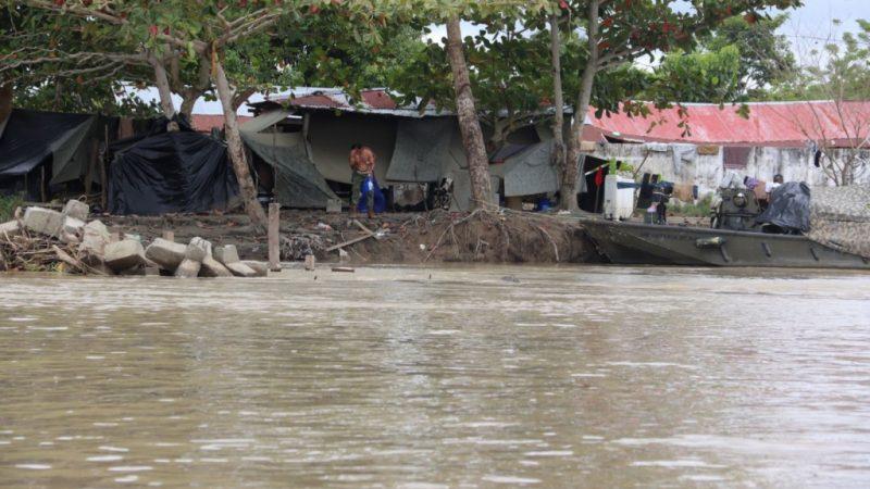 $ 250 millones fueron trasladados del Fondo Departamental de Gestión del Riesgo de Antioquia para atención inmediata en Nechí
