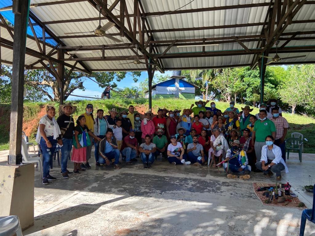 Antioquia desarrolla una nueva figura asociativa para mejorar la administración de recursos en los resguardos indígenas