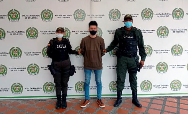 Capturado hombre que exigía $500.000 a cambio de no publicar videos íntimos de la víctima.