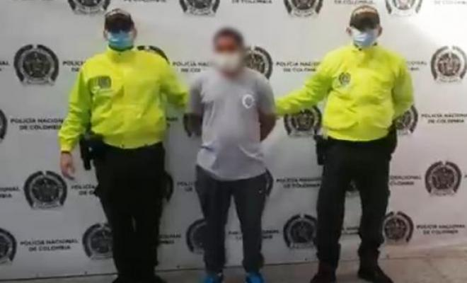 Capturado 'jhon t' coordinador de actividades criminales en el municipio de Copacabana