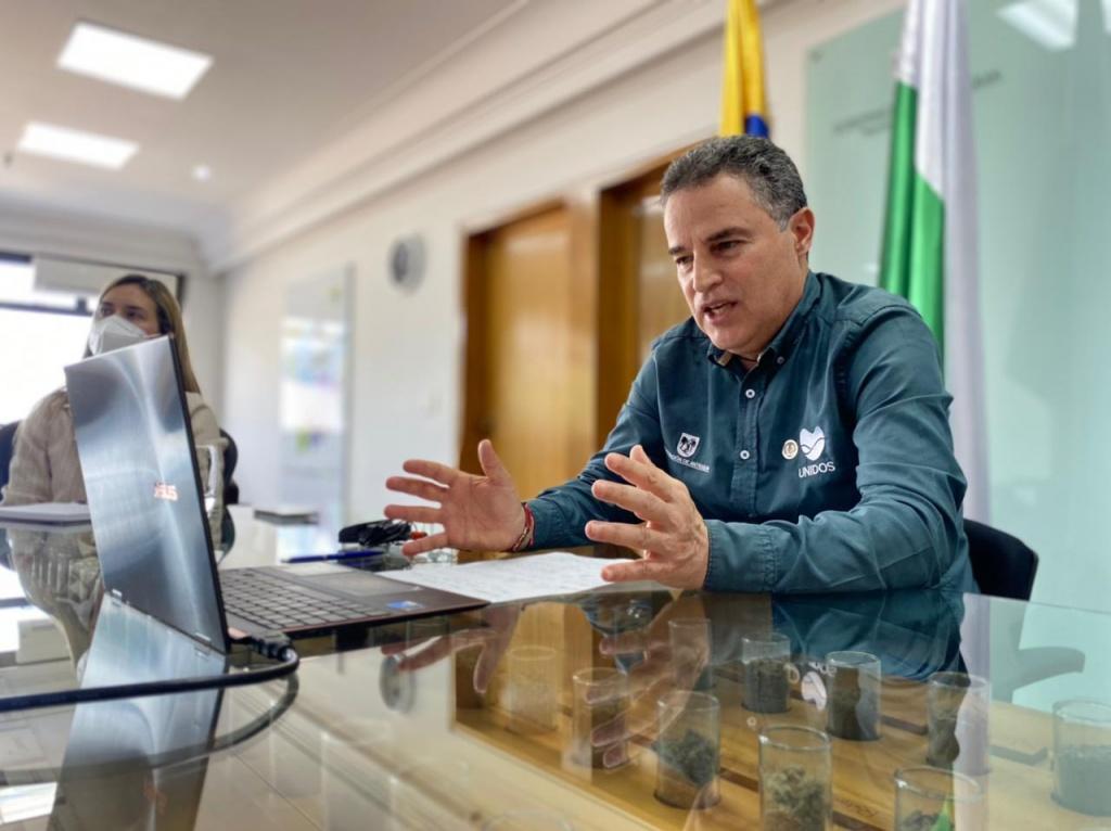 Antioquia sigue avanzando en la reactivación económica