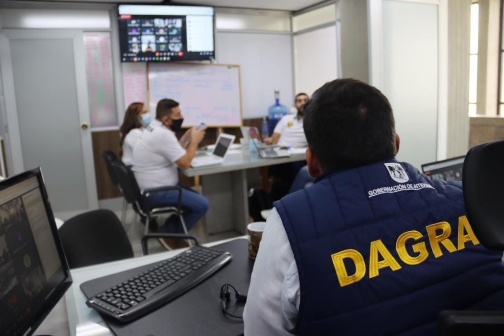 Más de 100 mil antioqueños de los 125 municipios participaron del Simulacro Nacional de Respuesta a Emergencias